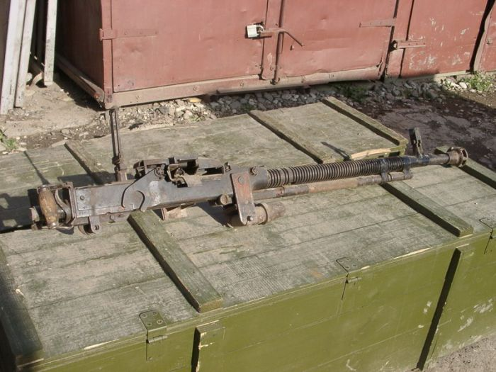 ... senjata api buatan tangan nie tetap sama dengan senjata api yang