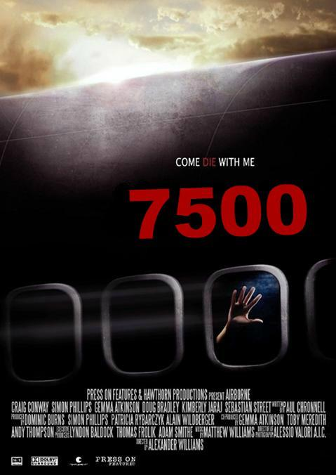 Watch Movie 7500 For Free