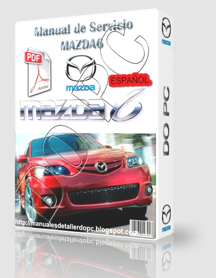 Manual De Taller Mazda 6