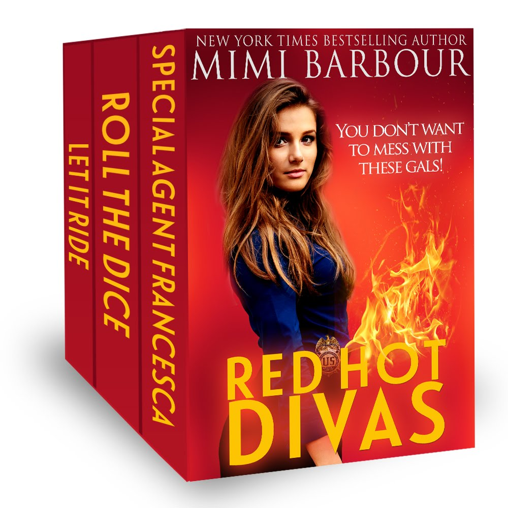 Red Hot Divas!