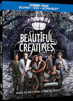 Beautiful Creatures Blu-Ray DVD COmbo