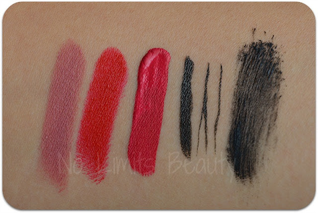 Kat Von D Beauty: swatches