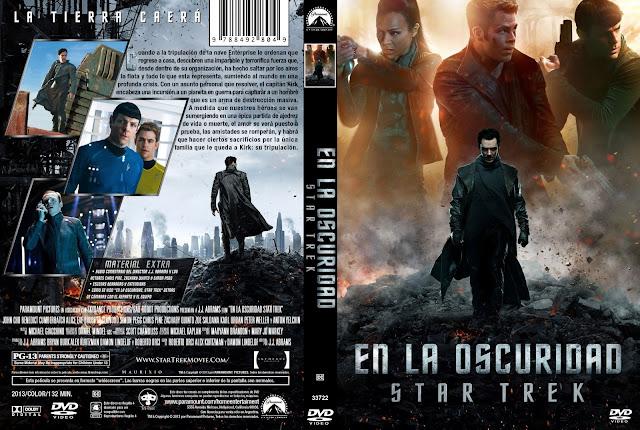 Star Trek En La Oscuridad Dvd