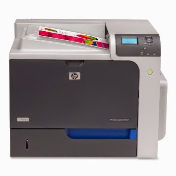 HP Color LaserJet Enterprise CP4525n Printer (CC493A)