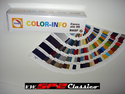 Catalogo de Cores Glasurit_01