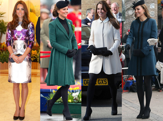 Kate Middleton 39 S Maternity Style Fashion Blog Fashion News Trends Style By Sense