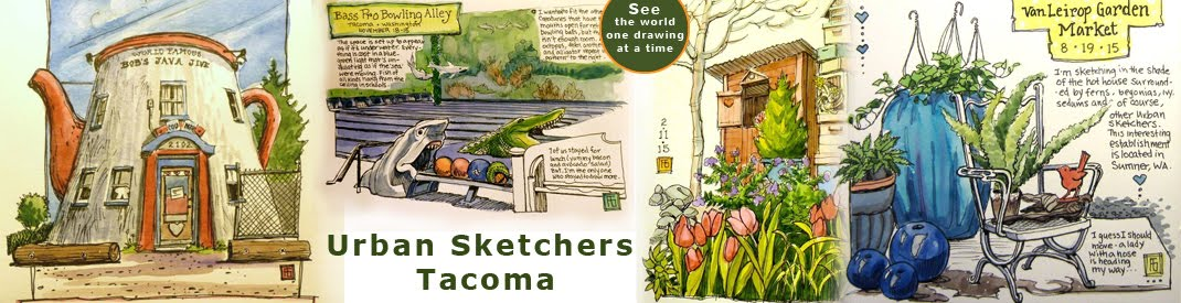 Urban Sketchers Tacoma