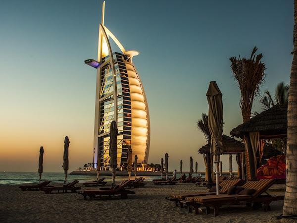 The #DubaiChallenge!