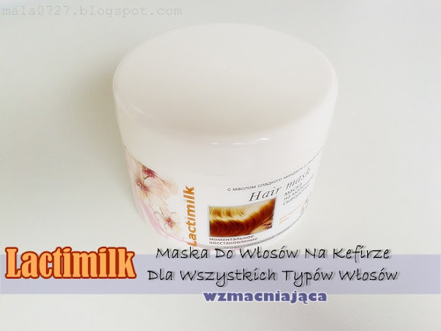 lactimilk maska