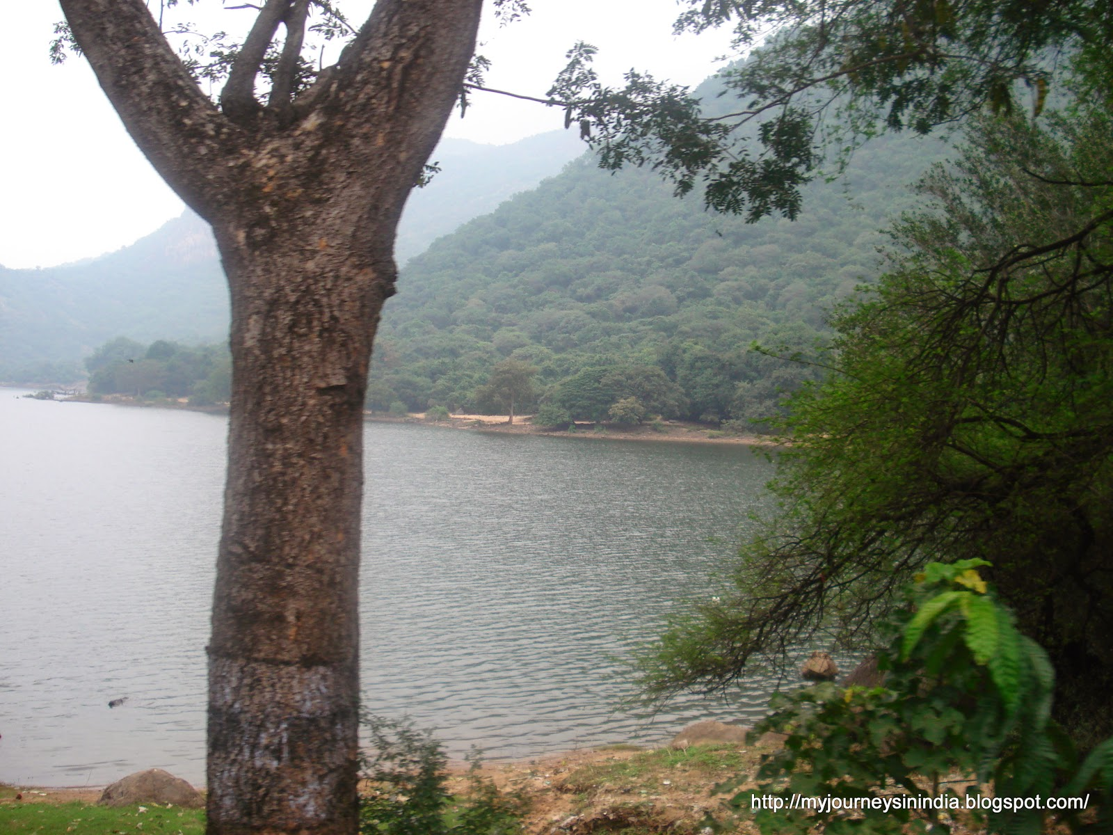 Thirumoorthy Reservoir
