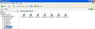 Cara Merubah File Audio Dari CD Audio
