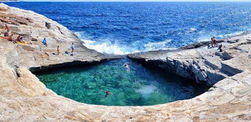 Giola Lagoon - Thassos - Greece