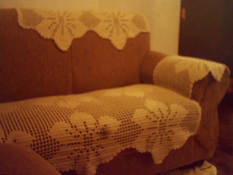 Fabiana croch manta de sofa - Manta de sofa ...