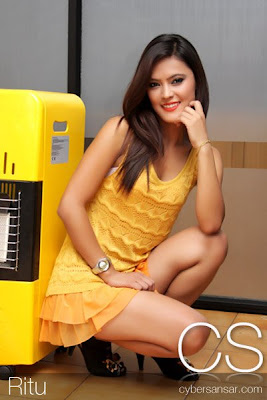 Beautiful Nepali Model Ritu Hot sexy