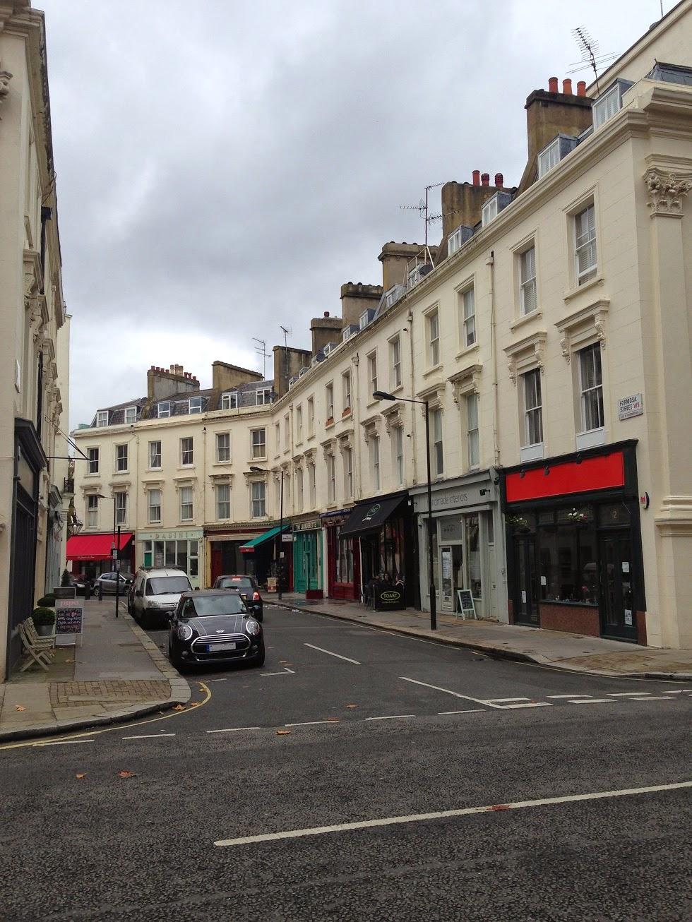 Formosa Street, London W9