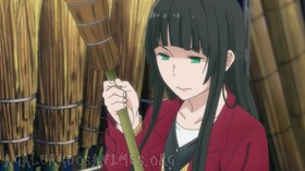 Flying Witch 01
