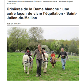 Reportage Ouest France