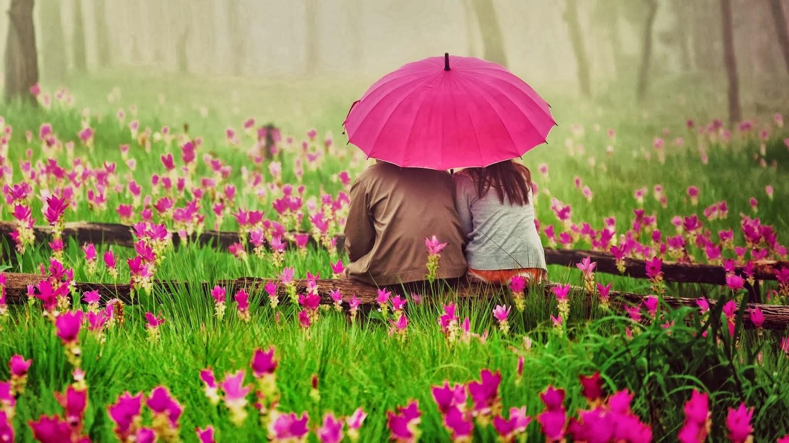 Hd wallpaper romantic - Romantic Couple Hd Wallpaper And Image Couple And Umbrella