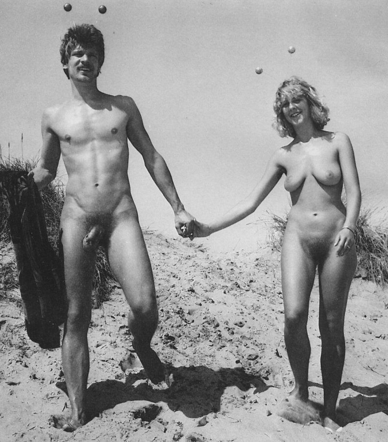 camp nudism nudist life Vintage