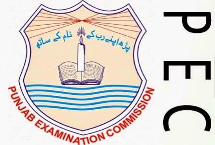 PEC 5th & 8th  EXAMINATION-2015 (Latest Information)