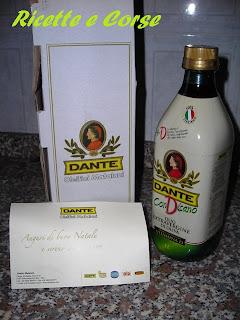 auguri di buone feste ricevute dall'oleificio mataluni