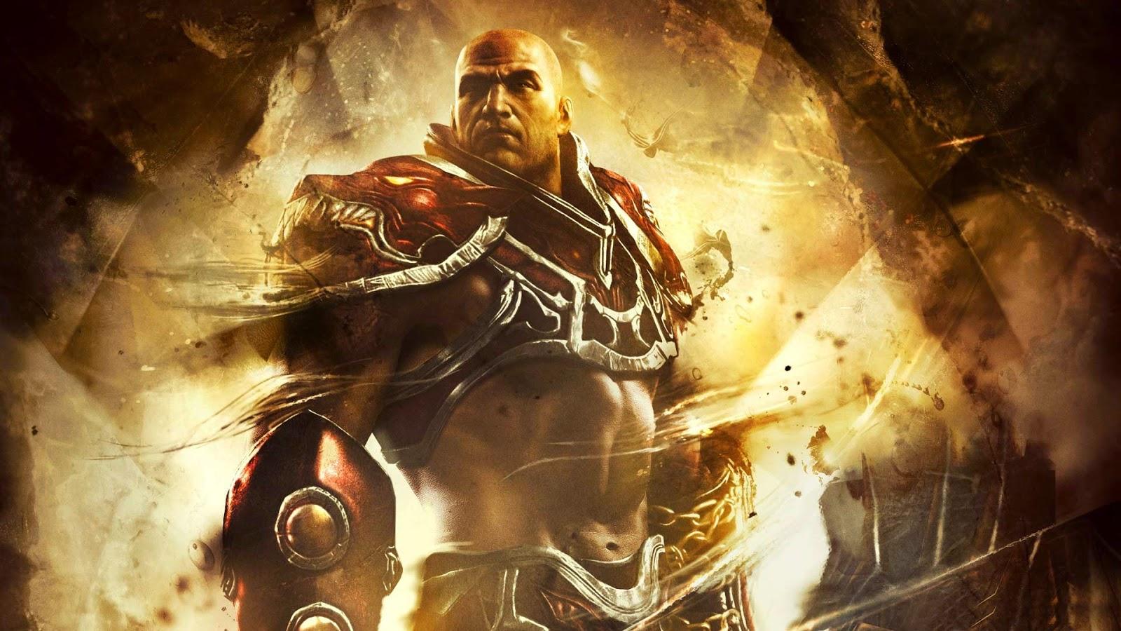 Papel de Parede Jogo God of War Ascension Spartan Warrior