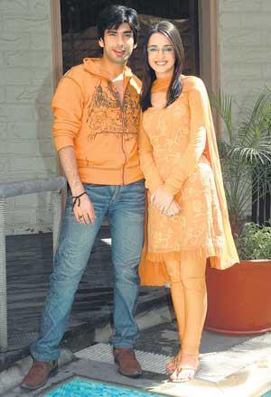 Sanaya Irani with Boyfriend Mohit Sehgal