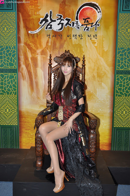 2 Lee Yoo Eun - G-Star 2011-very cute asian girl-girlcute4u.blogspot.com