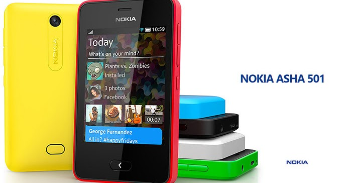 Nokia asha 501 price in india 3 inch touch budget html for Wallpaper for home screen nokia asha 501