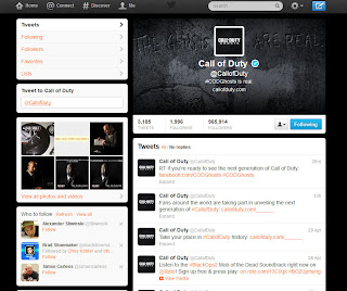 cod ghosts twitter screen Call of Duty: Ghosts Officially Confirmed!