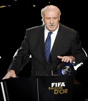 Mejor entrenador del mundo