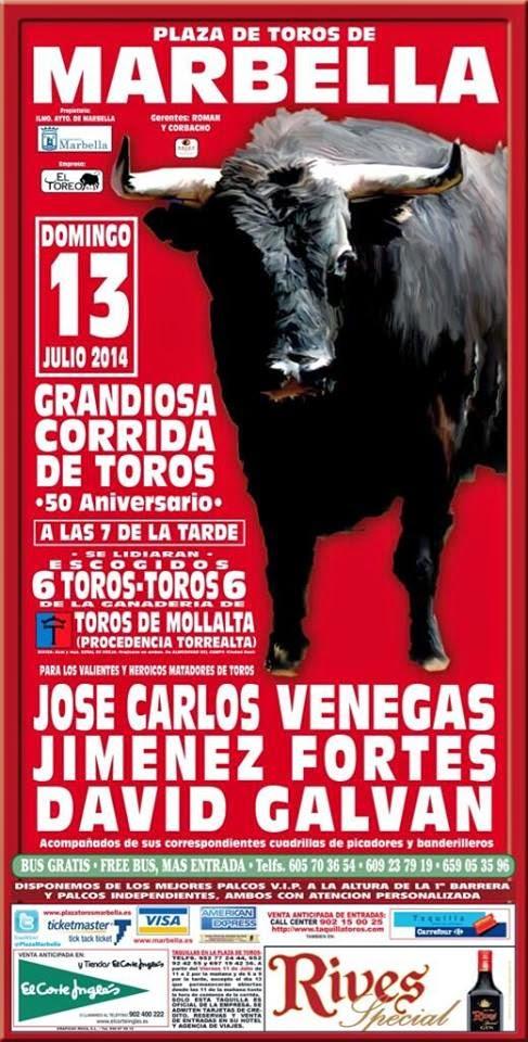 Lascosasdeltoro marbella 13 de julio venegas jimenez for La scala marbella