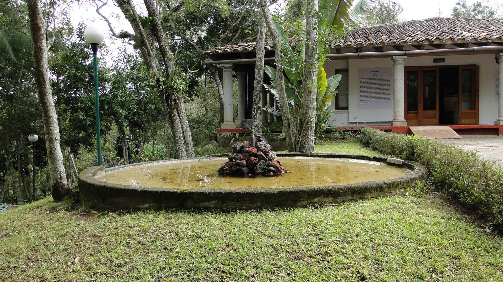 Jard n de las esculturas de xalapa muestra de paisajismo - Esculturas para jardines ...