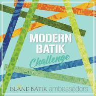Modern Challange with Island Batik