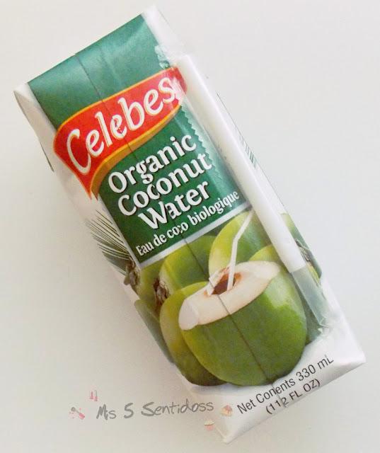 Celebes agua de coco