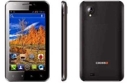 Ponsel Android Evercoss A5