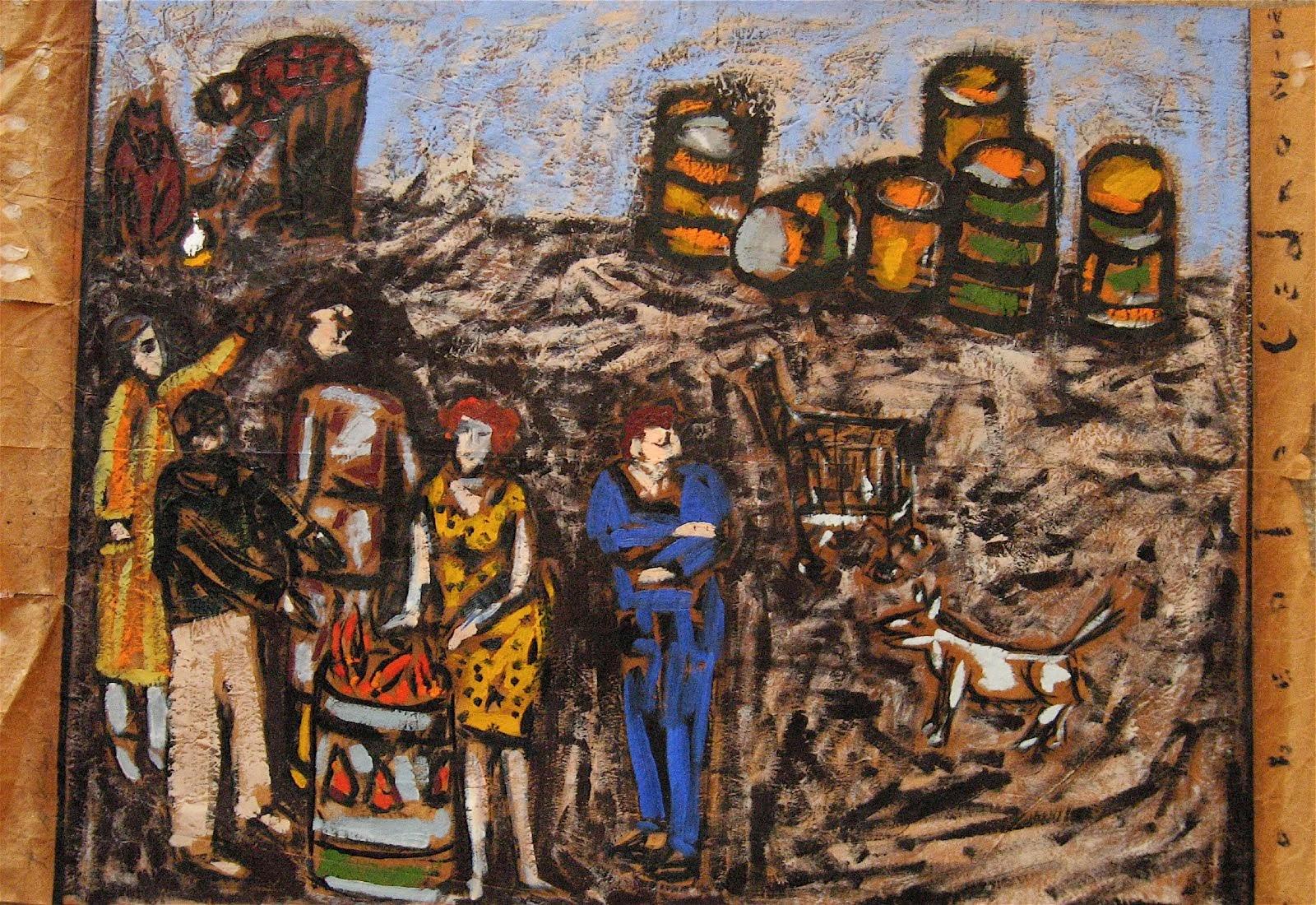 Obra de Roberto Cedrón