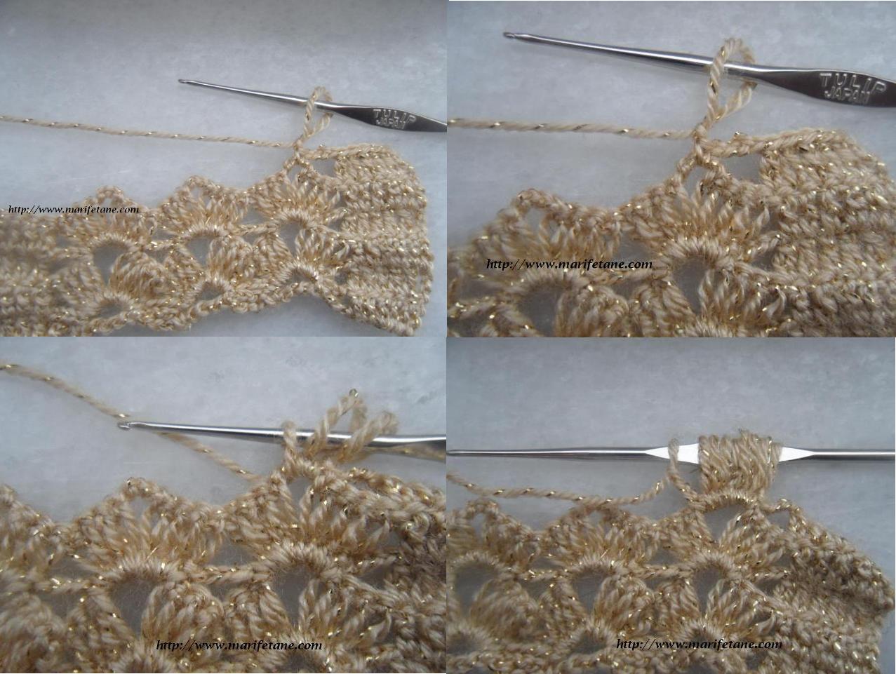 Balık Sırtı Yelek Modeli