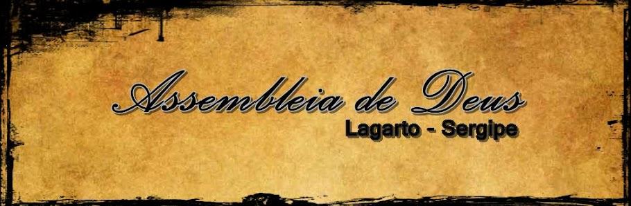 Assembleia de Deus em Lagarto-Sergipe