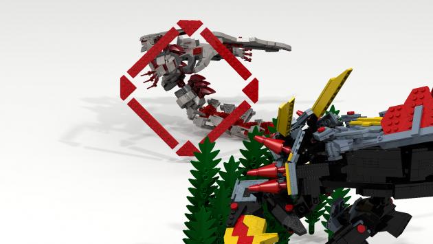 レゴジックス8