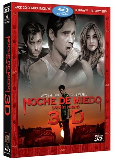 Noche de Miedo 3D SBS Latino