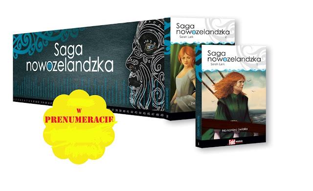 Saga Nowozelandzka Sarah Lark