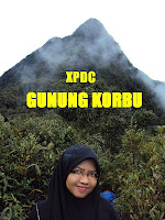 Gunung Korbu - Dec 2009