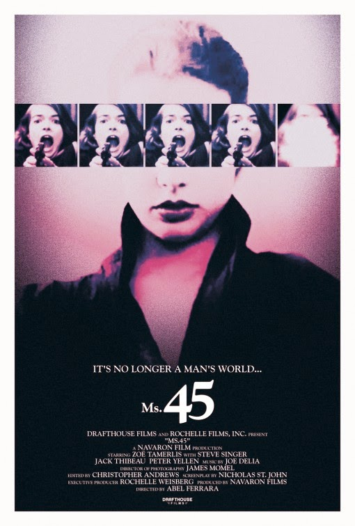 Ms. 45 (1981) BluRay