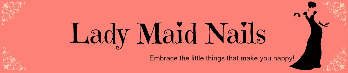 Lady Maid Nails