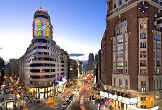 Edificio Schweppes de Madrid