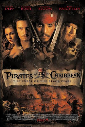 Tetralogia Piratas del Caribe (BRRip 1080p Dual Latino / Ingles)