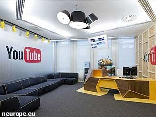 Google Bangun Studio Youtube di London