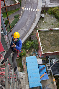 This is my personal blog. For my events services and rope access work blog, please click: