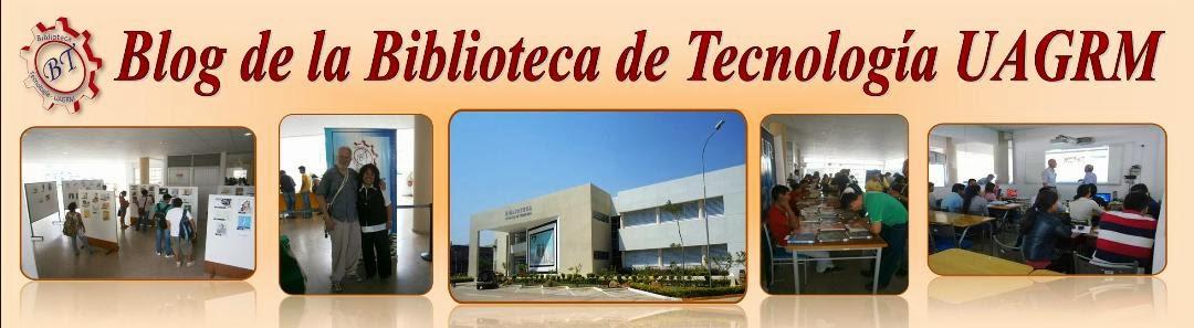 Biblioteca de la Facultad de Tecnología